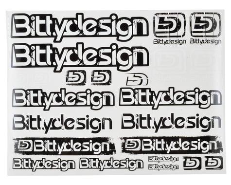 Bittydesign Off-Road Fuel Proof Decal Sheet