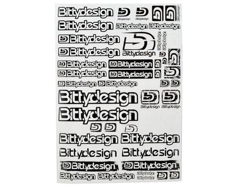 Bittydesign Big Size Fuel Proof Decal Sheet