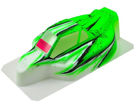"Bittydesign ""Force"" Kyosho MP9 TKI2/3/4 1/8 Pre-Painted Buggy Body (Wave/Green)"