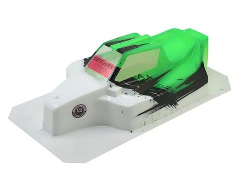 "Bittydesign ""Force"" Mugen MBX8/MBX7 1/8 Pre-Painted Buggy Body (Dirt/Green)"