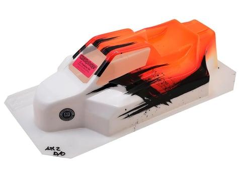 "Bittydesign ""Force"" XRAY XB8 1/8 Pre-Painted Buggy Body (Dirt/Orange)"