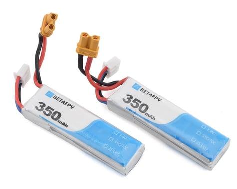 BetaFPV 2S 35C LiHv Battery (3.8V/350mAh) (2)