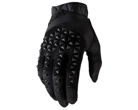 100% Geomatic Gloves (Black) (S)