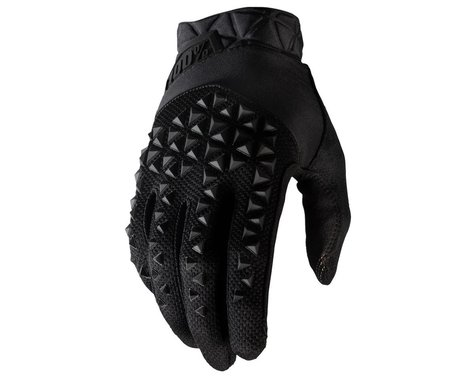 100% Geomatic Gloves (Black) (M)
