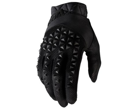100% Geomatic Gloves (Black) (XL)