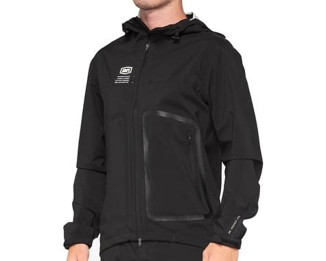 100% Hydromatic Jacket (Black) (XL)