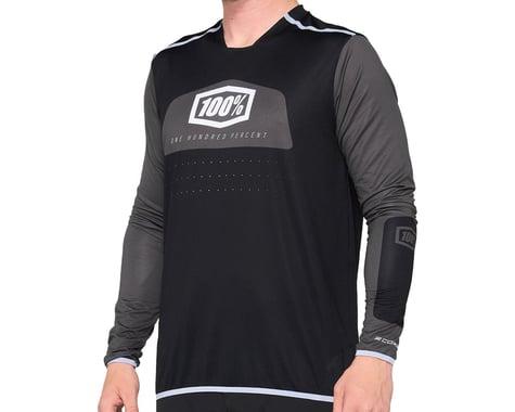 100% R-Core X Jersey (Black) (M)