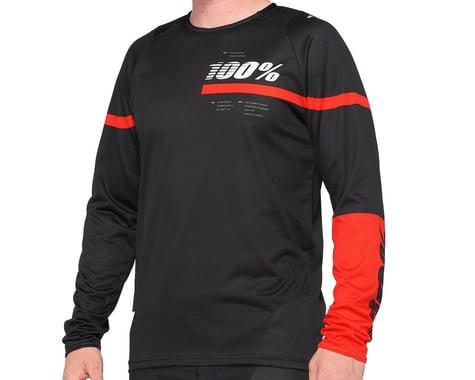 100% R-Core Jersey (Black) (XL)