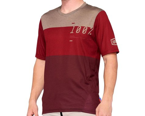 100% Airmatic Jersey (Red) (L)