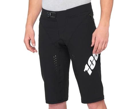 100% R-Core X Shorts (Black) (2XL)