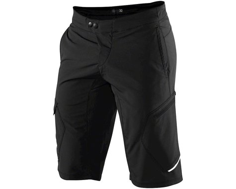 100% Ridecamp Men's Short (Black) (L)