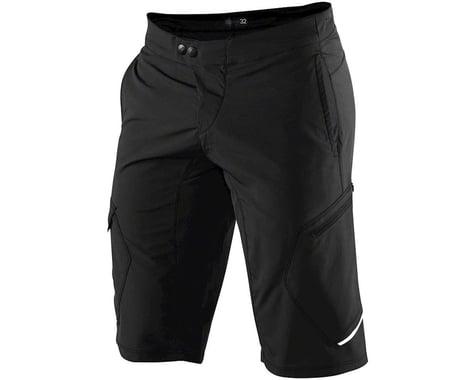 100% Ridecamp Men's Short (Black) (XL)