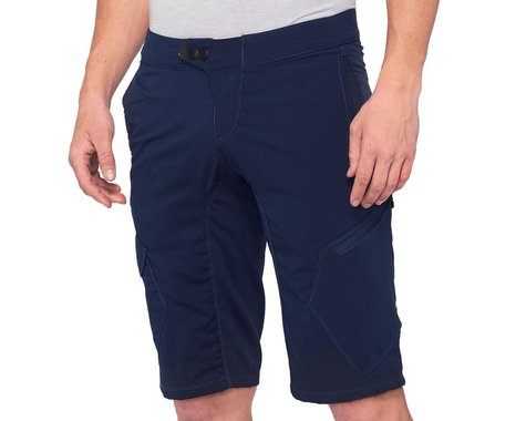 100% Ridecamp Men's Short (Navy) (M)
