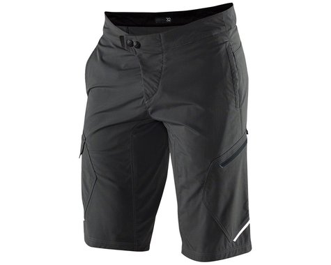 100% Ridecamp Men's Short (Charcoal) (XS)