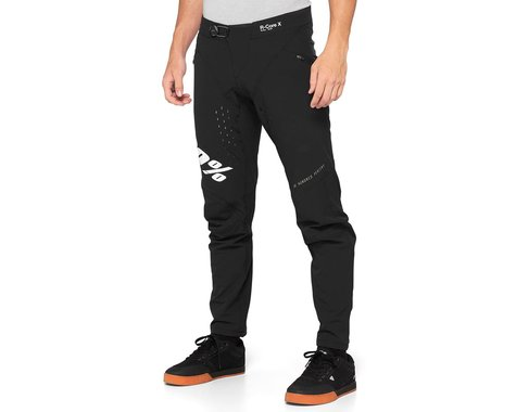 100% R-Core X Pants (Black/White) (2XL)