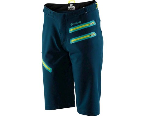 100% Airmatic Women's MTB Short (Forest Green)