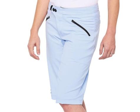 100% Ridecamp Women's Short (Powder Blue) (XL)