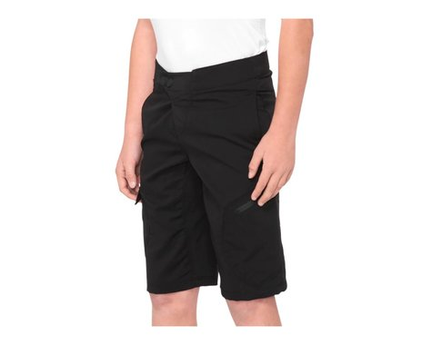 100% Ridecamp Youth Short (S)