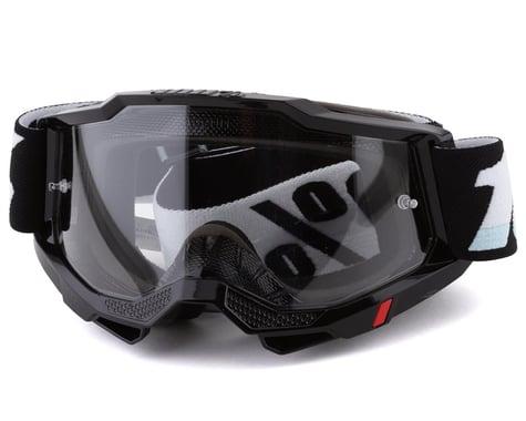 100% Accuri 2 Goggles (Black) (Clear Lens)