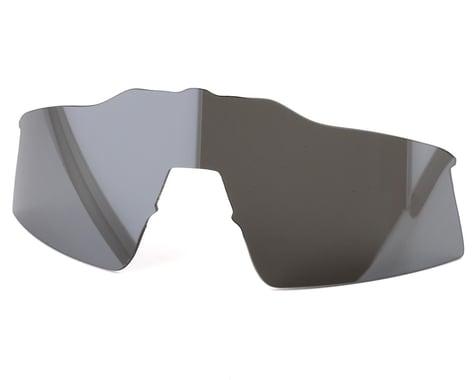 100% Speedcraft SL Replacement Lens (Black Mirror)