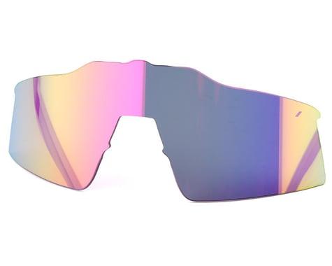 100% Speedcraft SL Replacement Lens (Purple Multilayer Mirror)