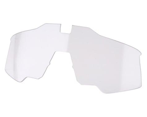 100% Speedcraft Air Replacement Lens (Clear)