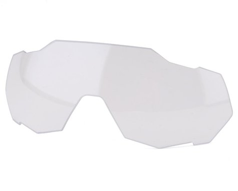 100% Speedtrap Replacement Lens (Clear)