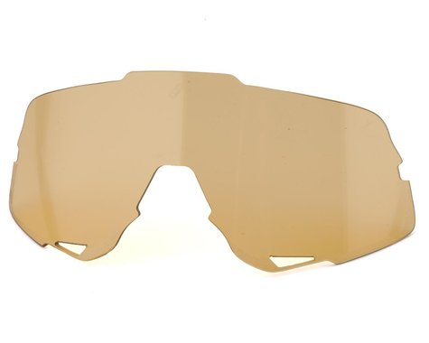 100% Glendale Replacement Lens (Yellow)