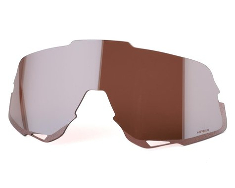 100% Glendale Replacement Lens (HiPER Silver)