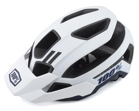 100% Altec Mountain Bike Helmet (White) (L/XL)