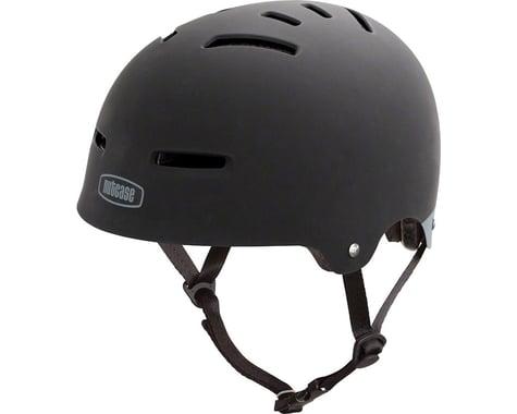Nutcase Zone Helmet: Black Matte SM