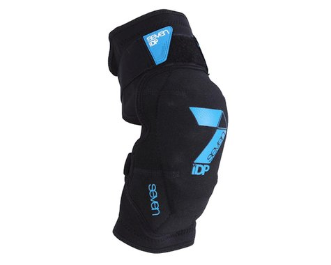7Idp Flex Elbow/Youth Knee Armor (Black) (S)