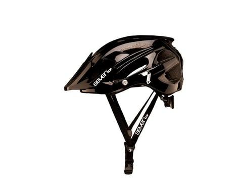 7Idp M-4 Helmet (Gloss White/Black)