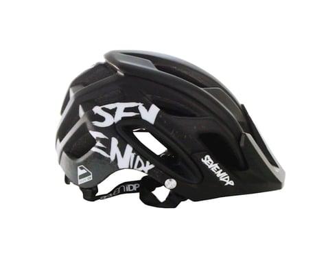 7Idp M-2 Helmet Ggradient (Black/White)