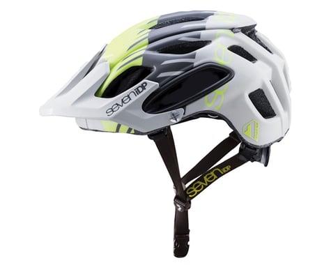 7iDP M-2 Helmet (Tactic Grey/Black/Yellow)