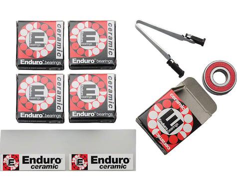 Enduro Ceramic Cartridge Bearing Kit Mavic Ksyrium Elite/Equipe