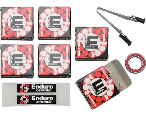 Enduro Ceramic Cartridge Bearing Kit Zipp 2005-2009