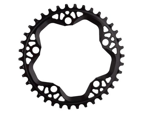Absolute Black CX Chainring (Black) (110mm BCD) (38T)