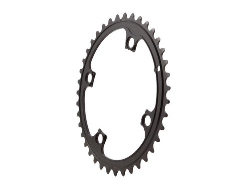 Absolute Black FSA ABS Oval Chainring (Black) (110mm BCD) (39T)