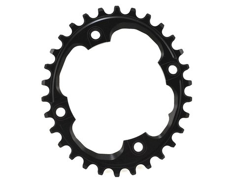 Absolute Black SRAM Oval Chainring (Black) (94mm BCD) (30T)
