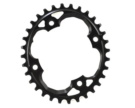 Absolute Black SRAM Oval Chainring (Black) (94mm BCD) (Offset N/A) (32T)