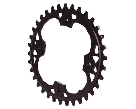 Absolute Black SRAM Oval Chainring (Black) (94mm BCD) (34T)
