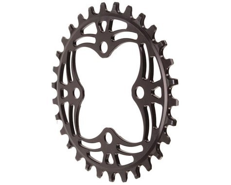 Absolute Black Chainring (Black) (64mm BCD) (30T)