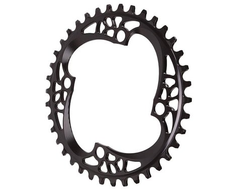 Absolute Black Chainring (Black) (104mm BCD) (38T)