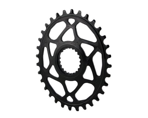Absolute Black XTR M9100 Direct Mount Oval Chainring (Black) (32T)