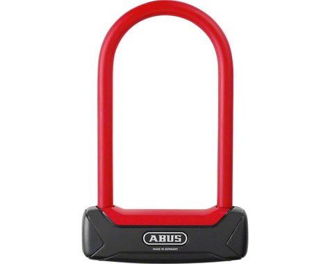 Abus Keyed Granit Plus 640 Mini U-Lock (Red) (6/11mm)