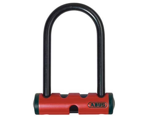 Abus U-Mini 40 U Lock (Red)
