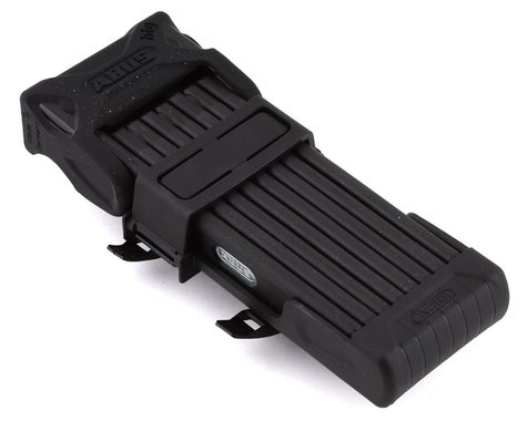Abus Bordo 6015/120 Folding Lock & E-bike Battery Lock Core (Black) (Bosch)