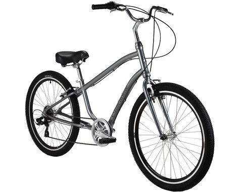 Performance Americano Seven-Speed Comfort Bike (Orange) (M/L)