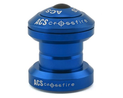 "ACS Headset Crossfire External (Blue) (1"")"